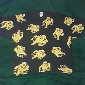 Looney Tunes Taz Hip hop shirt
